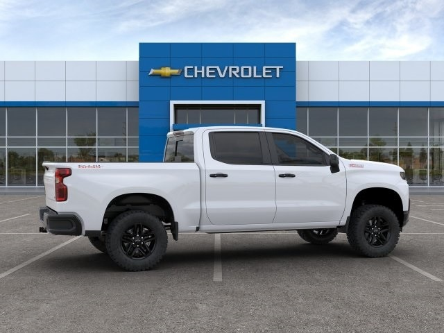 2020 Silverado 1500 Crew Cab 4x4, Pickup #LZ253477 - photo 5