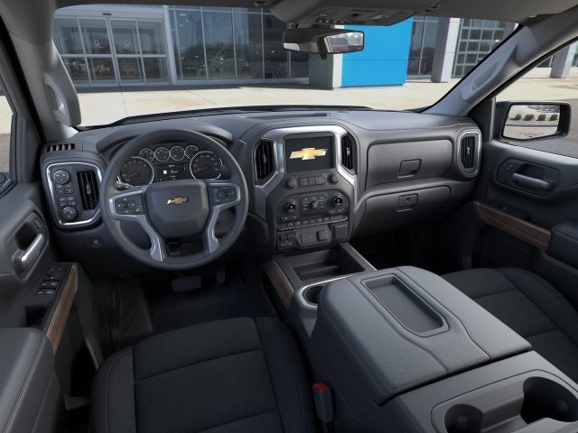2020 Silverado 1500 Crew Cab 4x4, Pickup #LZ253477 - photo 10