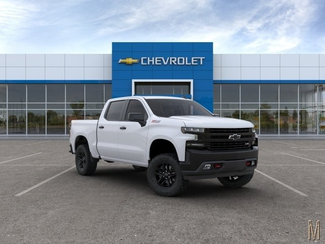 2020 Silverado 1500 Crew Cab 4x4, Pickup #LZ253477 - photo 3