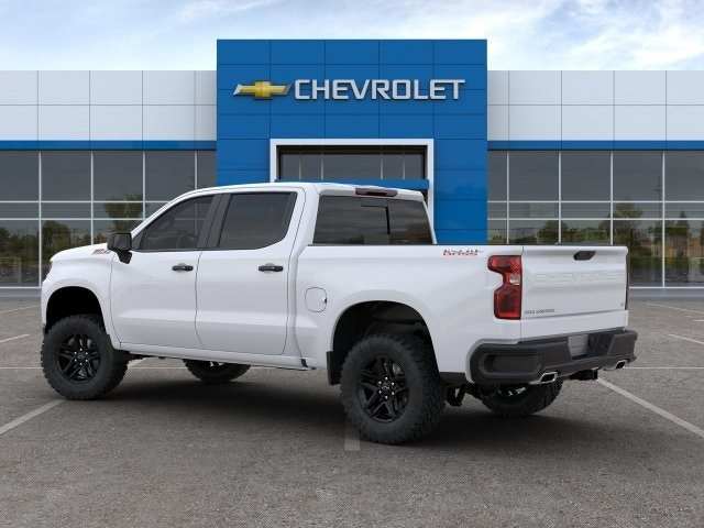 2020 Silverado 1500 Crew Cab 4x4, Pickup #LZ253477 - photo 2