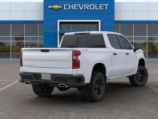2020 Silverado 1500 Crew Cab 4x4, Pickup #LZ253477 - photo 4