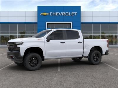 2020 Silverado 1500 Crew Cab 4x4, Pickup #LZ253477 - photo 1