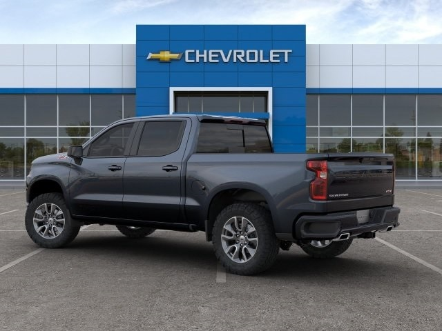 2020 Silverado 1500 Crew Cab 4x4, Pickup #LZ255471 - photo 2
