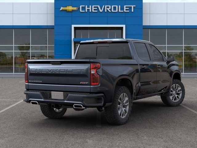2020 Silverado 1500 Crew Cab 4x4, Pickup #LZ255471 - photo 4