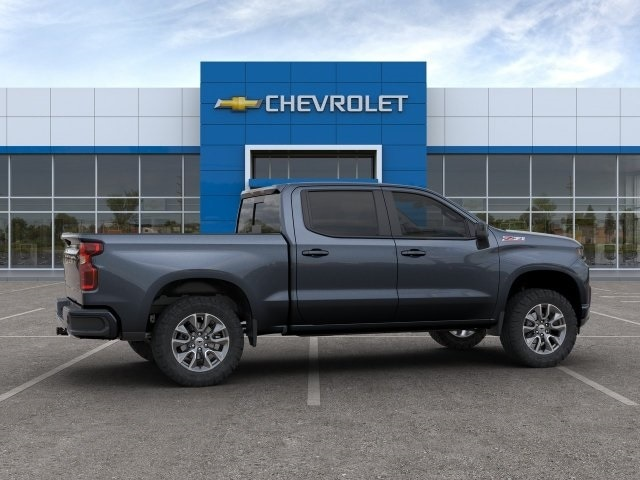 2020 Silverado 1500 Crew Cab 4x4, Pickup #LZ255471 - photo 5