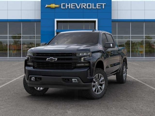 2020 Silverado 1500 Crew Cab 4x4, Pickup #LZ255471 - photo 6