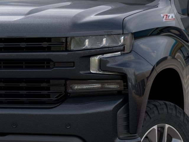 2020 Silverado 1500 Crew Cab 4x4, Pickup #LZ255471 - photo 8