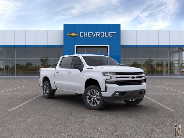 2020 Chevrolet Silverado 1500 Crew Cab 4x2, Pickup #LZ282485 - photo 3
