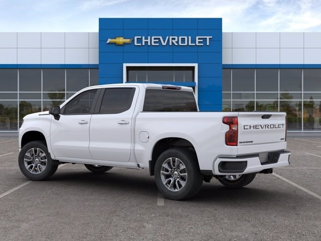 2020 Chevrolet Silverado 1500 Crew Cab 4x2, Pickup #LZ282485 - photo 2