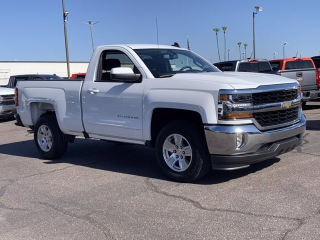 2018 Chevrolet Silverado 1500 Regular Cab RWD, Pickup #LZ282485A - photo 1