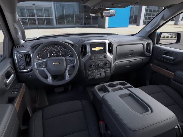 2020 Chevrolet Silverado 1500 Crew Cab 4x4, Pickup #LZ308541 - photo 10