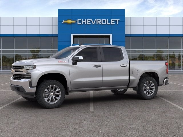 2020 Chevrolet Silverado 1500 Crew Cab 4x4, Pickup #LZ308541 - photo 1