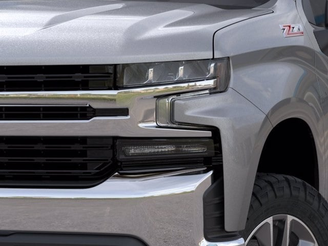 2020 Chevrolet Silverado 1500 Crew Cab 4x4, Pickup #LZ308541 - photo 8