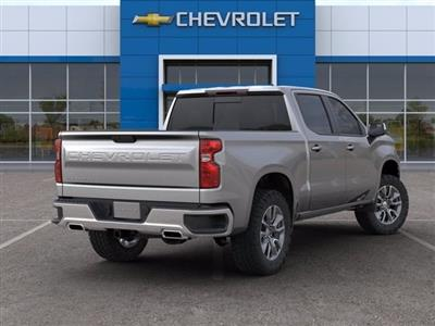 2020 Chevrolet Silverado 1500 Crew Cab 4x4, Pickup #LZ308541 - photo 4