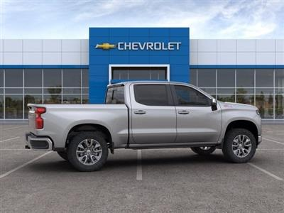 2020 Chevrolet Silverado 1500 Crew Cab 4x4, Pickup #LZ308541 - photo 5