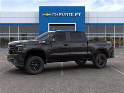 2020 Chevrolet Silverado 1500 Crew Cab 4x4, Pickup #LZ311206 - photo 1