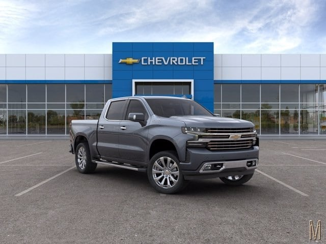 2020 Chevrolet Silverado 1500 Crew Cab 4x2, Pickup #LZ313770 - photo 3