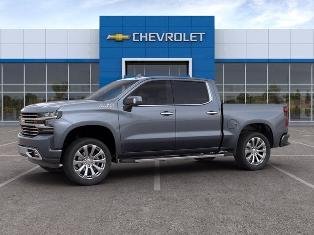 2020 Chevrolet Silverado 1500 Crew Cab 4x2, Pickup #LZ313770 - photo 1