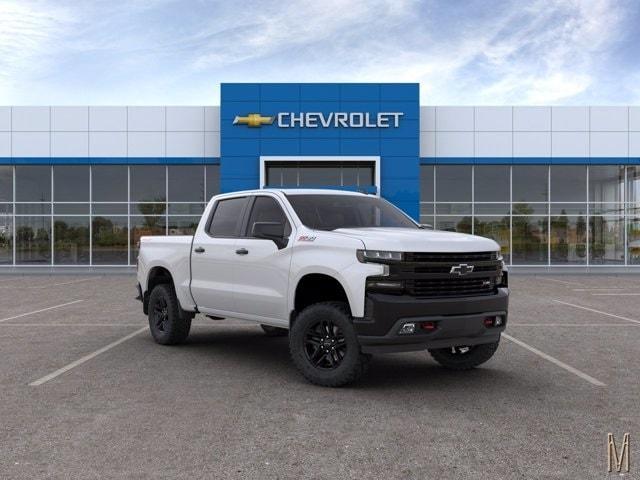 2020 Chevrolet Silverado 1500 Crew Cab 4x4, Pickup #LZ326086 - photo 1