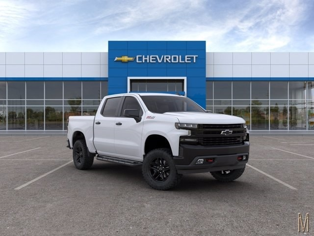 2020 Chevrolet Silverado 1500 Crew Cab 4x4, Pickup #LZ327410 - photo 1
