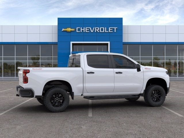 2020 Chevrolet Silverado 1500 Crew Cab 4x4, Pickup #LZ327410 - photo 5