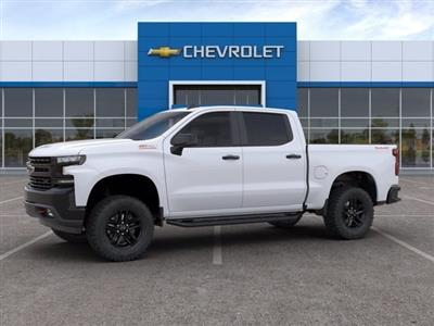 2020 Chevrolet Silverado 1500 Crew Cab 4x4, Pickup #LZ327410 - photo 3
