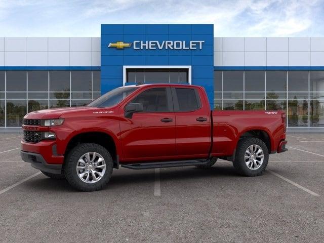 2020 Chevrolet Silverado 1500 Double Cab 4x4, Pickup #LZ336690 - photo 1