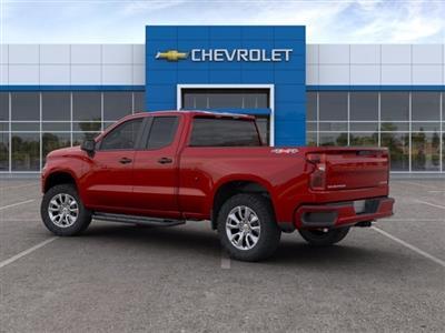 2020 Chevrolet Silverado 1500 Double Cab 4x4, Pickup #LZ336690 - photo 2