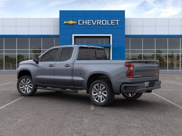 2020 Chevrolet Silverado 1500 Double Cab 4x2, Pickup #LZ340719 - photo 2