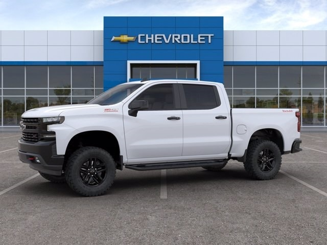 2020 Chevrolet Silverado 1500 Crew Cab 4x4, Pickup #LZ349122 - photo 3