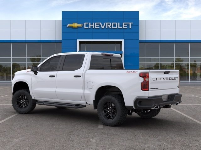 2020 Chevrolet Silverado 1500 Crew Cab 4x4, Pickup #LZ349122 - photo 4