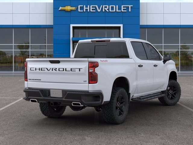 2020 Chevrolet Silverado 1500 Crew Cab 4x4, Pickup #LZ349122 - photo 2