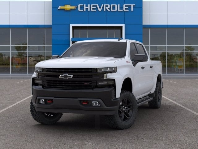 2020 Chevrolet Silverado 1500 Crew Cab 4x4, Pickup #LZ349122 - photo 6