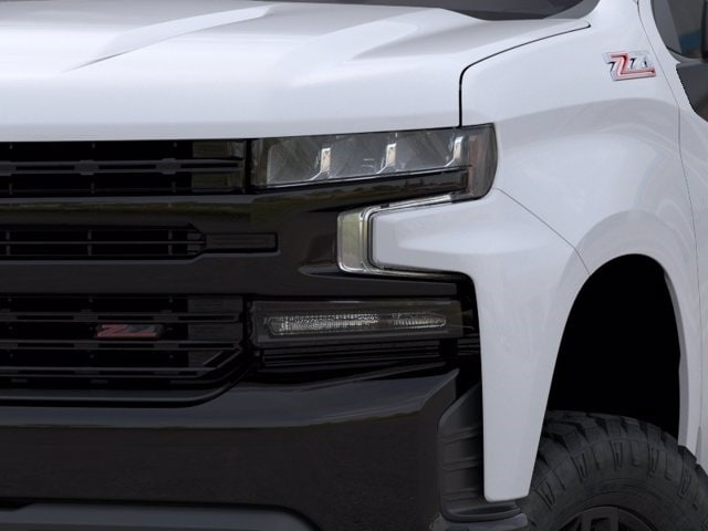 2020 Chevrolet Silverado 1500 Crew Cab 4x4, Pickup #LZ349122 - photo 8