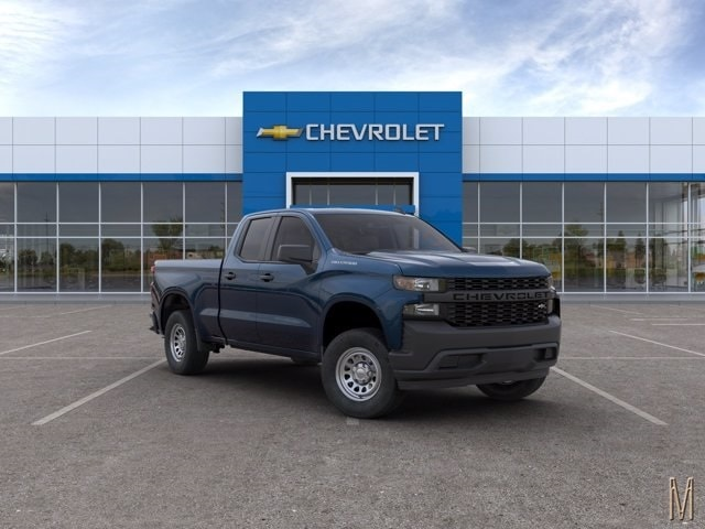 2020 Chevrolet Silverado 1500 Double Cab 4x2, Pickup #LZ360273 - photo 1
