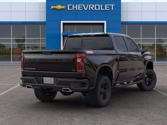 2020 Chevrolet Silverado 1500 Crew Cab 4x4, Pickup #LZ361812 - photo 2