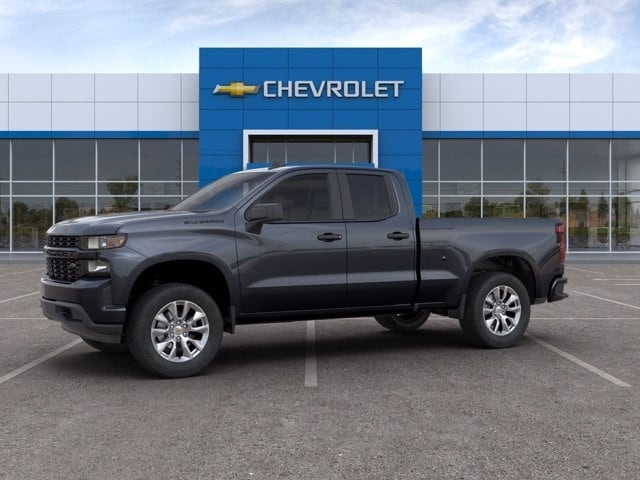 2020 Chevrolet Silverado 1500 Double Cab 4x2, Pickup #LZ365967 - photo 3