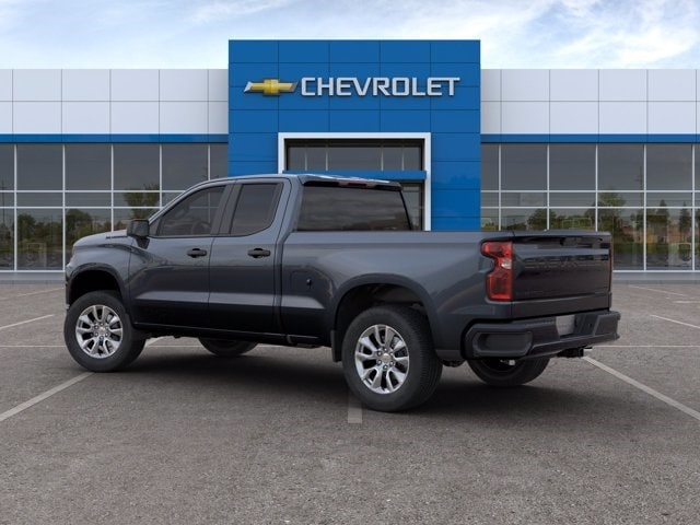 2020 Chevrolet Silverado 1500 Double Cab 4x2, Pickup #LZ365967 - photo 4