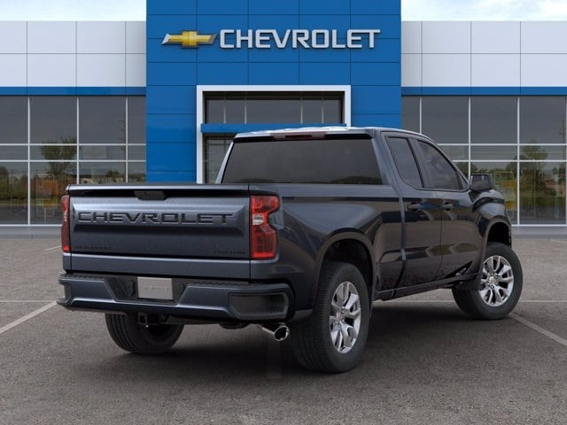 2020 Chevrolet Silverado 1500 Double Cab 4x2, Pickup #LZ365967 - photo 2