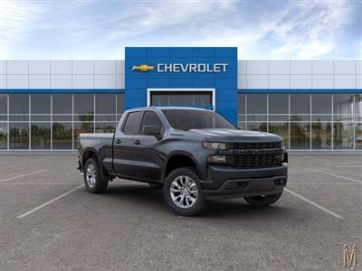2020 Chevrolet Silverado 1500 Double Cab 4x2, Pickup #LZ365967 - photo 1