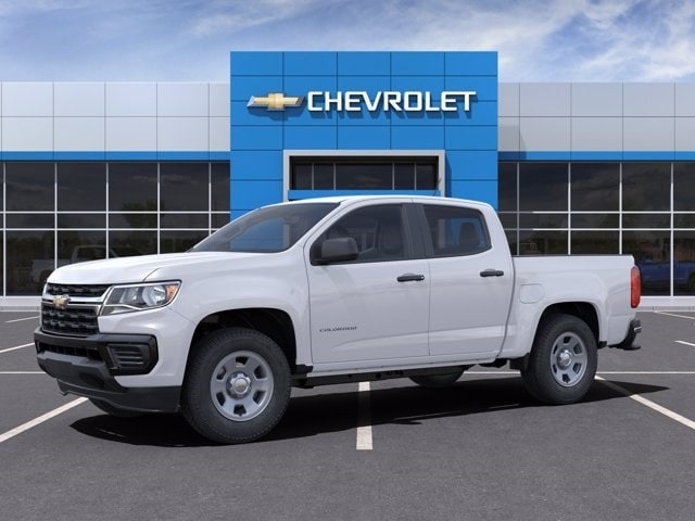 2021 Chevrolet Colorado Crew Cab 4x2, Pickup #M1101110 - photo 1