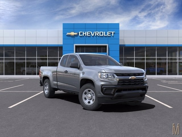 2021 Chevrolet Colorado Extended Cab 4x2, Pickup #M1101129 - photo 3