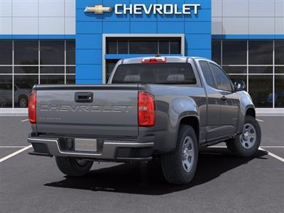 2021 Chevrolet Colorado Extended Cab 4x2, Pickup #M1101129 - photo 5