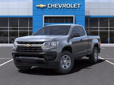 2021 Chevrolet Colorado Extended Cab 4x2, Pickup #M1101129 - photo 6