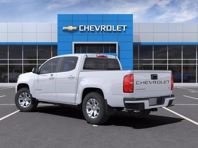 2021 Chevrolet Colorado Crew Cab 4x2, Pickup #M1121284 - photo 2