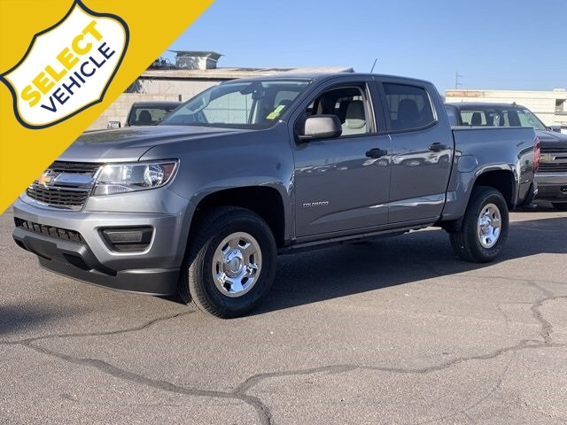 2018 Chevrolet Colorado Crew Cab RWD, Pickup #M1121284A - photo 1