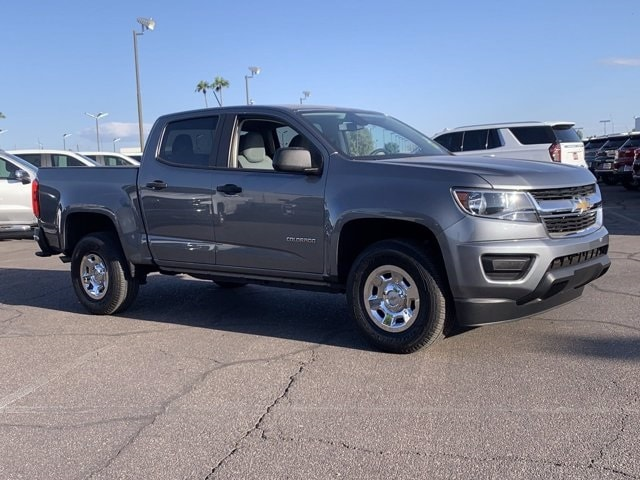 2018 Chevrolet Colorado Crew Cab RWD, Pickup #M1121284A - photo 3