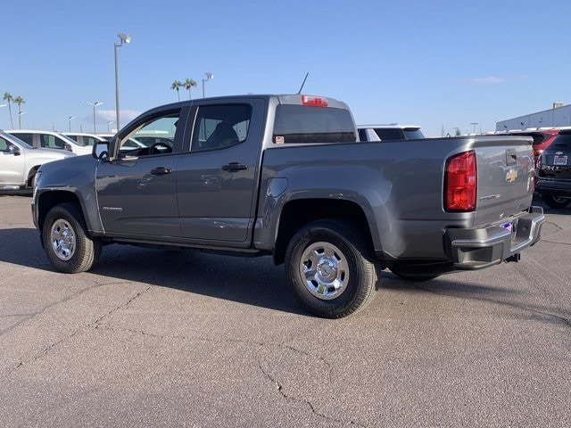 2018 Chevrolet Colorado Crew Cab RWD, Pickup #M1121284A - photo 2