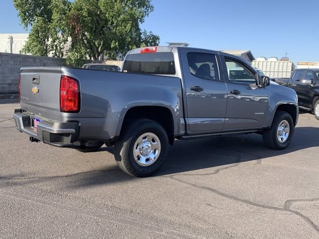 2018 Chevrolet Colorado Crew Cab RWD, Pickup #M1121284A - photo 6