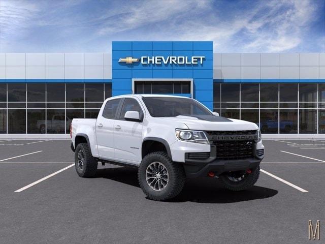 2021 Chevrolet Colorado Crew Cab 4x4, Pickup #M1126177 - photo 1